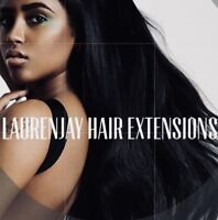 CERTIFIED HAIR EXTENSIONS!! HOT FUSION, TAPE IN, MICROLINK!