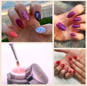 Gel Nails / Shellac - PURE CRYSTAL NAILS and LASHES Perth Innaloo Stirling Area Preview