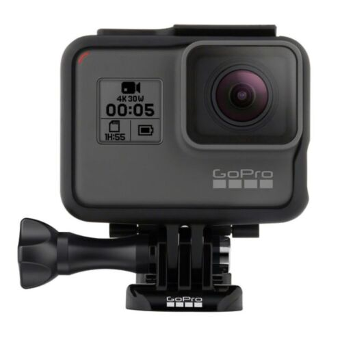 GoPro HERO5 4K Ultra HD Action Camera CHDHX-501 - Black - $120.00