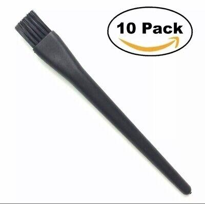10pc Lot AntiStatic ESD Brush Set for Keyboard Tablet PCB BGA Repair Clean Board
