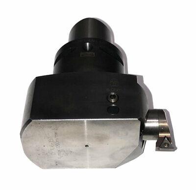 Sandvik Coromant 570-32L123H18B300B Steel CoroCut 41641 Head for Face Grooving Holder 0.71 Maximum Depth of Cut
