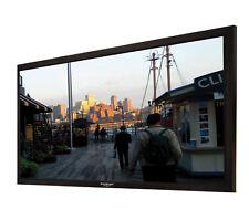 "Grandview LF-PU120 Permanent Fixed-Frame Prestige Series 120"" Projector Screen"