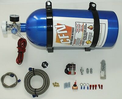 Dry Nitrous (DRY NITROUS OXIDE KIT ADJUSTABLE UP TO 125HP COMPLETE )