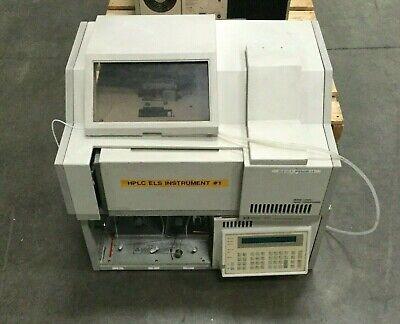 Hp Series Ii 1090l Liquid Chromatograph Laboratory System Module Lot 2