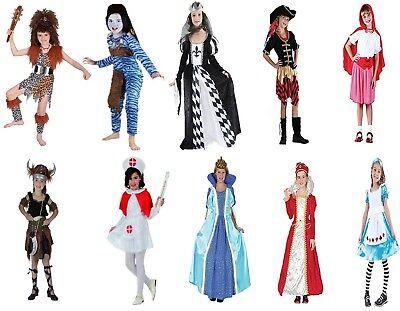 Kostüm Wikinger Prinzessin Pirat Alice Avatar Königin Krankenschwester 110 - 152