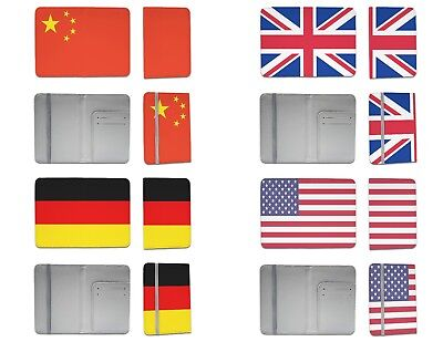 Country Flags Novelty Passport Holder Variation (Novelty Passport)