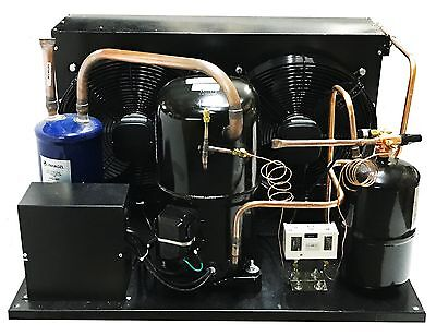 Outdoor Km2512z-6 Condensing Unit 3 Hp Low Temp R404a 220v 1 Ph