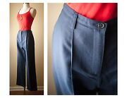 High Waist Trousers Vintage