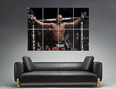 UFC Jon Jones Best Fighter Wall Art Poster Grand format A0 Large