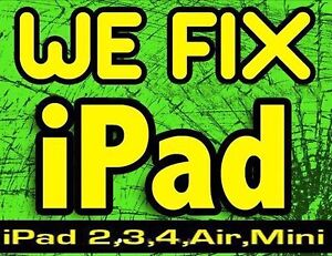We Fix all Apple iPads - screen replacement - affordable price Algester Brisbane South West Preview
