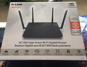 D-Link AC1900 Wi-Fi ROUTER