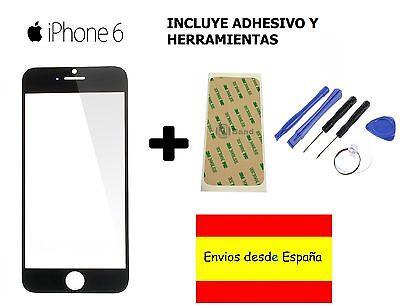 Cristal Exterior Pantalla Frontal +Adhesivo +Herramientas Iphone 6 6S 4,7