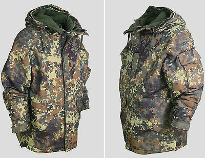 SOUTHPLAY Mens Waterproof Germany Camo Military Ski-Snowboard Jacket_(Size- M)
