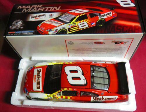 RARE Mark Martin 2012 Aarons NASCAR UNITES Camry 1//64 MWR