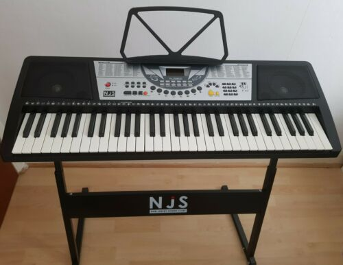 61 Key Full Size Digital Piano Keyboard including stand FREE POSTAGE