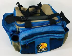 Bass Pro tackle bag extreme qualifier 360 fishing lure organizer