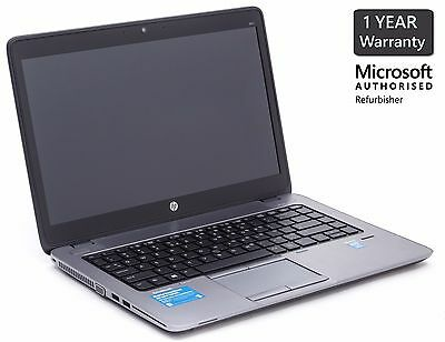 HP Elitebook 840 G1 Ultrabook i5 4300u 4GB Ram 500GB HDD Windows 10 Home