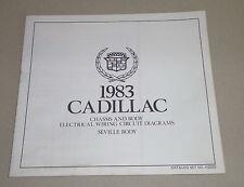Electric Circuit Diagram/Wiring Diagram Cadillac Seville ...