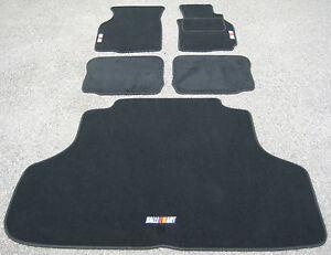 Car-Mats-to-fit-Mitsubishi-Lancer-Evolution-5-Evo-V-Boot-Mat-RalliArt