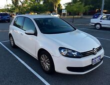2011 VW Golf 77tsi - Very Low Kilometres! Cottesloe Cottesloe Area Preview