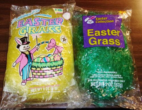 2 Bags of Easter Grass -  Bartholomew B