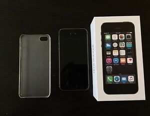 iPhone 5S with box like new