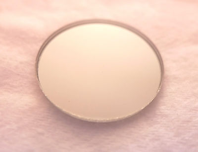 Oriel Newport Fused Silica Metallic Density Filter - Model 50540 New With Data