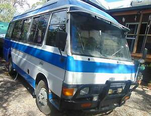 1988 Nissan asia combo import hence low ks Macleay Island Redland Area Preview