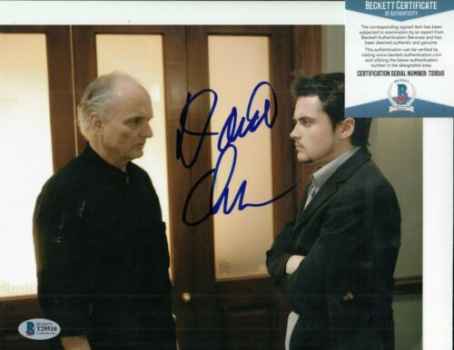 DAVID CHASE signed (THE SOPRANOS) *Producer* 8X10 photo BAS BECKETT T29510