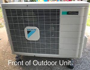 Daikin Aircon (Inverter & Heat Pump) - Indoor & Outdoor Unit