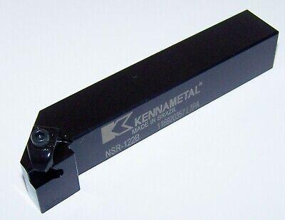 Kennametal Top Notch Threading Holder 34 Shank 4.5 Length Nsr122b 1097584