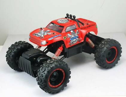 NQD 1:12 Rock Crawler RemoteControl Off-Road Monster Truck RC 4WD