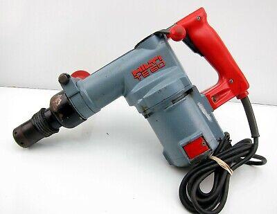Hilti Te60 Hammer Drill Heavy Duty 12 Steel 2 Concrete 7.7 Amp Nice Te 60