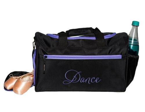 Horizon Dance 6636 Emmie Embroidered Dance Duffel Bag for Teens and Young Adults