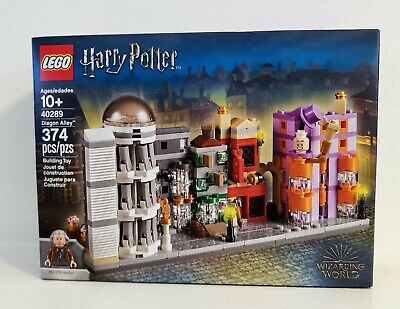 NEW Lego DIAGON ALLEY SET 40289 Factory Sealed 2018 Promotional Set Retired