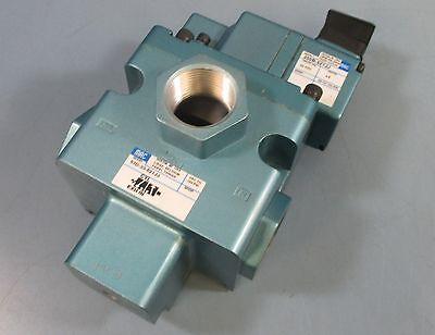 Mac 57d-33-521jj 3-way Pneumatic Solenoid Valve 150 Psi W 250b-521jj Nwob