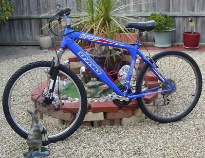 26 ins, Mountain Bike Old Beach Brighton Area Preview