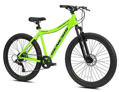 "27.5"" Villotti Men's Bike, Green Genesis"