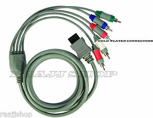NEW-HIGH-QUALITY-GOLD-PLATED-HD-COMPONENT-AV-TV-VIDEO-CABLE-FOR-NINTENDO-WII