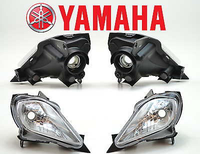 NEW! Yamaha Raptor 700, 350, YFZ 450, YFZ450, Wolverine Right / Left Headlight