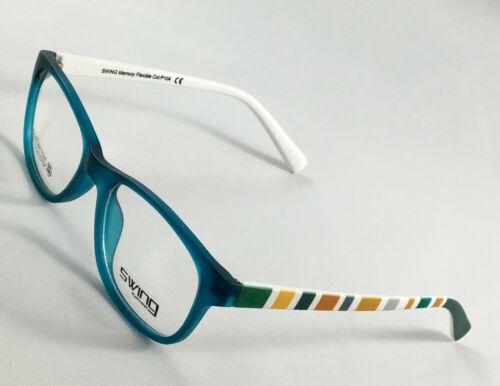 New SWING KIDS Tr 227 Col.P104 Boys Kids Eyeglasses Frames 46-16-130