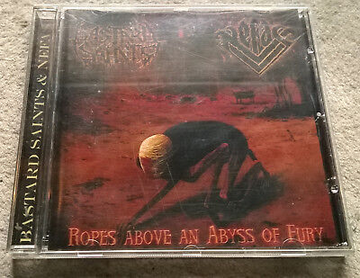 NEFAS BASTARD SAINTS ROPES ABOVE AN ABYSS OF FURY 2002 BRUTAL DEATH METAL ITALY for sale  Shipping to Nigeria