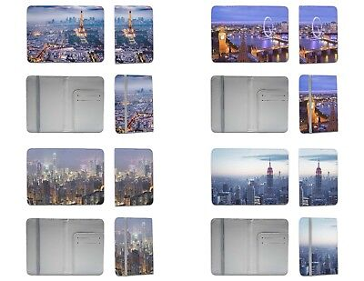 Major Cities Novelty Gift Passport Holder Variation (Novelty Passport)