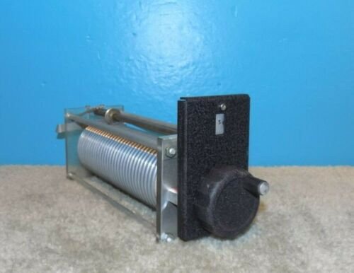 Roller Inductor w/ Turns Counter 15uh Antenna Tuner Free Shipping