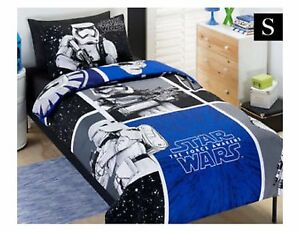Single Bed Quilt Cover Set - Star Wars Storm Troopers South Penrith Penrith Area Preview