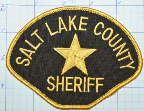 UTAH, SALT LAKE COUNTY SHERIFF DEPT PATCH