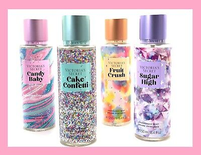Victoria's Secret Sweet Fix Cake Confetti Candy Baby Fragrance MIST OR  - Candy Baby