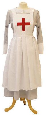 Viktorianisch/Historisch/1940'S/Kriegszeit Grau Krankenschwester Uniform (1940er Kriegs Kostüme)