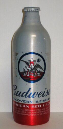 2019 BUDWEISER MOON LANDING COMMEMORATIVE 16 oz Aluminum Beer Bottle - EMPTY