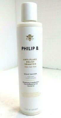 Philip B Anti-Flake Relief Shampoo 7.4oz EXP 6/21